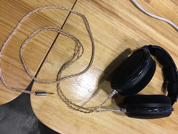 耳机升级线